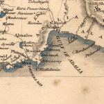 Depicting and Charting the Southern Coastline of Anatolia – Record of the Later Toponyms of Phaselis: Palyopoli-Paleopolis, Tekiroba, Gironda-Phionda-Fironda-Fionda – The 1812 Report of Rapid Coastal Erosion – The (Doubtful?) Islands and Evidence leading Towards a Date for the Collapse of the Upper Courses of the Inner Harbour Arm at Ancient Phaselis, Antalya