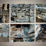 Phaselis Büyük Hamam, Hellenistik Tapınak ve Diğer Hamamlarda Kullanılan Yapı Taşları ve Phaselis Yapı Taşı Ocağı