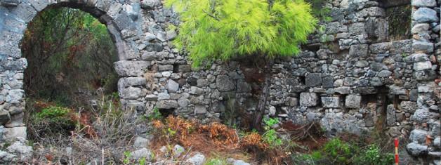 Phaselis Akropolis'indeki Doğu Roma İmparatorluğu Dönemi Yerleşimine Ait Değerlendirmeler