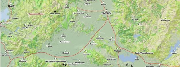 Kuzey Lydia'da Lykos Vadisi'nin Tarihsel Coğrafyası