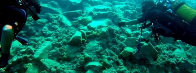 Phaselis 2018 Yılı Güney Liman Alanı Sualtı Araştırmalarında Tespit Edilen Amphoralar