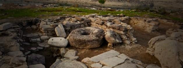 Morsynos (Dandalaz) Vadisi'nde Bir Kule