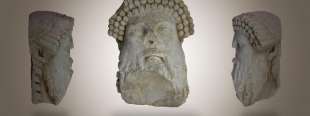 Perge'den Alkamenes'in Hermes Herme'si (Hermes Propylaios) Tipinde İki Yeni Herme Başı